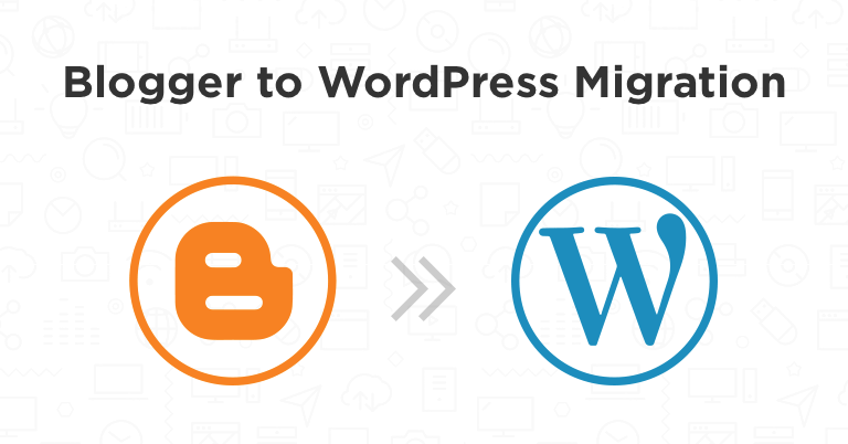 How to Import Blogger Data into WordPress