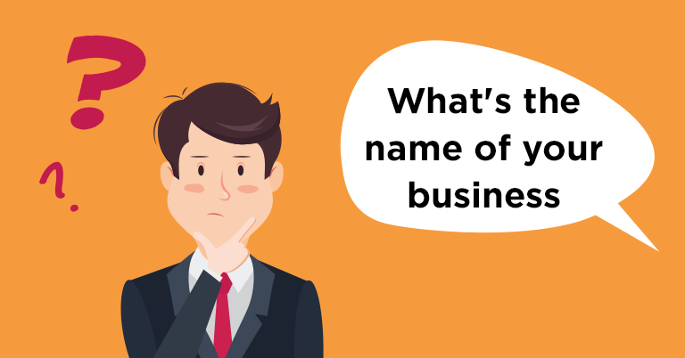 You must avoid the following blunders before naming your business