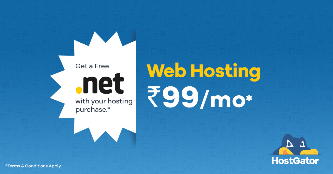 HostGator India - Web Hosting Blog